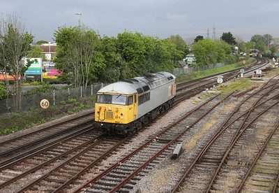 56311 Totton 28/04/14  0Z57 Willesden to Totton Yard