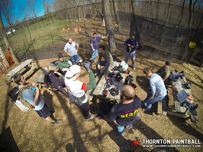 Miller and Sean's Bachelor Parties & PWC Paintball - 4/12/2014 2:46 PM