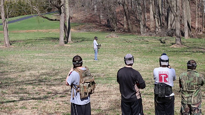 Miller and Sean's Bachelor Parties & PWC Paintball - 4/12/2014 2:52 PM