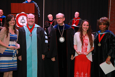 59th Academic Awards Day; Spring 2014. Specialty Area Student Teaching Award: Chelsea Nicole Hathaway