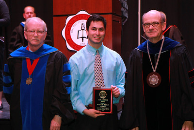 59th Academic Awards Day; Spring 2014. Global Studies Award: William Bradley Bilsback and Andrew Bryan Ford