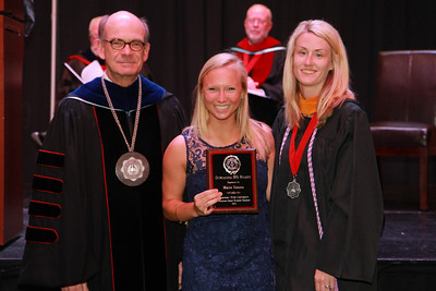 59th Academic Awards Day; Spring 2014. Outstanding BSN Award: Blaire Morgan Teeters