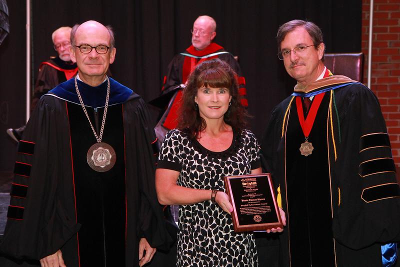59th Academic Awards Day; Spring 2014. Broyhill Achievement Award: Benita Thomas Rhynes