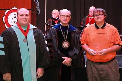 59th Academic Awards Day; Spring 2014. Elementary Education Student Teaching Award-Boiling Springs: Casey Lamar Stafford