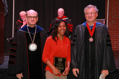 59th Academic Awards Day; Spring 2014. Healthcare Management Award: Talea Shari Sturdivant