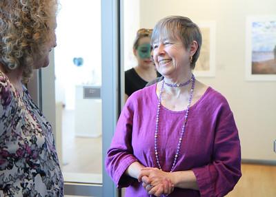 GWU Art Show in Tucker Student Center; Spring 2014