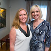 left, Kate McKinney; right: Stacey Lukas