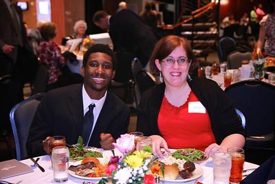 CSO Dinner; April 2014.
