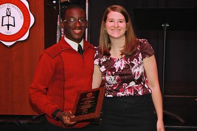 Outstanding Student Club/Organization of the Year: Campus Civitan, Brandon Thomas