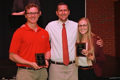 Charles and Sybil Shelton Outstanding Christian Service Award: Benjamin Payne and Mary Hellstrom