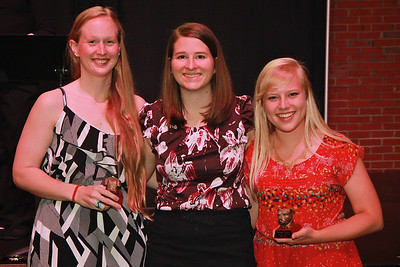 Volunteer of the Year: Kristina Grayson and Breanna Dargel