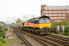 30 April 2014 :: 66849 at Basingstoke with 6Y42 from Hoo Junction to Eastleigh