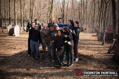 Ed's Bachelor Party, Montemuro Paintball Party, and Ryan's Paintball Party - 4/5/2014 3:09 PM