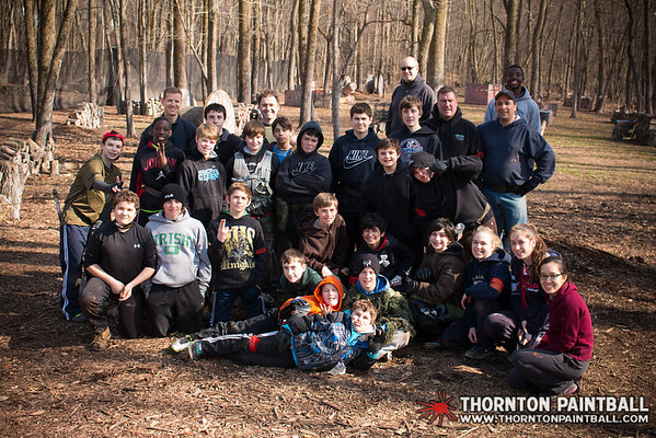 Ed's Bachelor Party, Montemuro Paintball Party, and Ryan's Paintball Party - 4/5/2014 3:07 PM