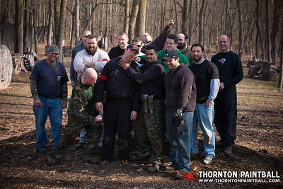 Ed's Bachelor Party, Montemuro Paintball Party, and Ryan's Paintball Party - 4/5/2014 3:08 PM