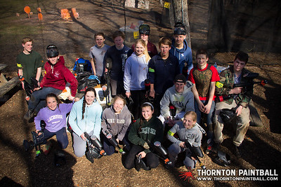 Upland County Day School & WCU Outdoor Adventure - 4/6/2014 4:08 PM