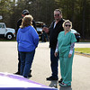 Friends gather for Cruise Night at NJMP<br /> <br /> ©2014 Sam Feinstein