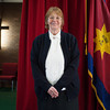140416 others winner JOED VIERA/STAFF PHOTOGRAPHER-Lockport, NY-Shirley Washburn a volunteer at the Salvation Army stands at the chapel April 16, 2014., 2014.