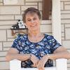 142409 Celebration show JOED VIERA/STAFF PHOTOGRAPHER-Lockport, NY-Peggy Shea-Robichaud outside of her home April 9, 2014.
