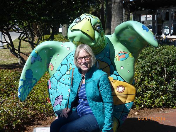 Arla & Linda's Georgia Trip