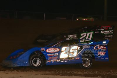 25z Mason Zeigler and 20 Jimmy Owens