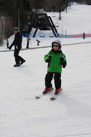 Attitash Ski Trip 2014
