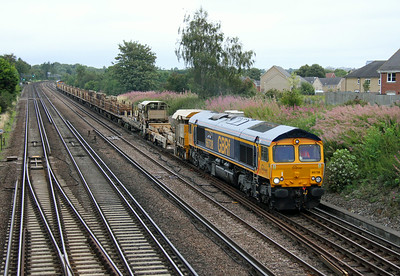 66738 Worting Junction 17/08/14 6G15 Richmond to Eastleigh