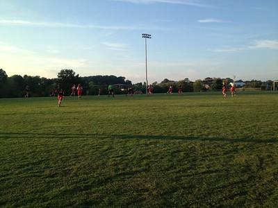 Aug. 26 - Hailey Soccer, Quinn Baseball