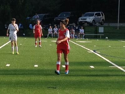 Aug. 30 - Hailey Soccer in Gatlinburg