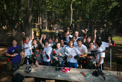 Will has Friends, Max's Birthday Shootout, and Nicolas Birthday Party - 8/16/2014 2:37 PM