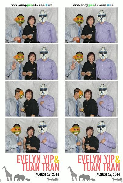 Evelyn & Tuan