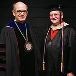 Gardner-Webb Summer Graduation Ceremony; August 4, 2014.