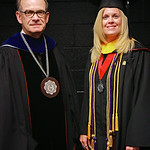 Gardner-Webb Summer Graduation Ceremony; August 4, 2014.