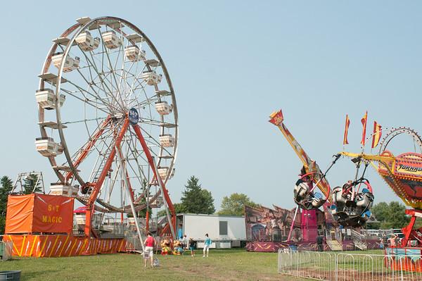 140801 JOED VIERA/STAFF PHOTOGRAPHER-Lockport, NY-The Niagara County Fair on Friday, August 1st.