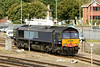 28 August 2013 :: 66418 is shunting at Millbrook