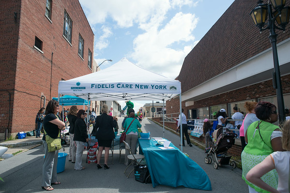 JOED VIERA/STAFF PHOTOGRAPHER-Lockport, NY- The Health Fair on Thursday, August 14th.