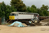 28 August 2013 :: 56103 is stabled at Totton
