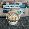 JOED VIERA/STAFF PHOTOGRAPHER-Lockport, NY- Paula's Glazed Donut Ice Cream at Lake Effect on Thursday, August 14th