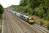 27 August 2013 :: 66597 at Ruscombe with 4L31 from Bristol to Felixstowe