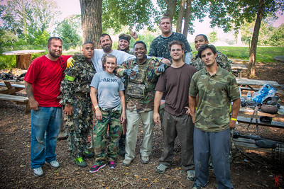 Nick's Welcome Home and Steve's Group - 8/9/2014 9:11 AM
