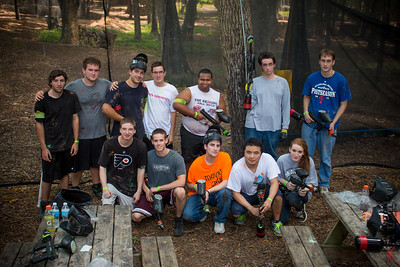 Nick's Welcome Home and Steve's Group - 8/9/2014 11:48 AM
