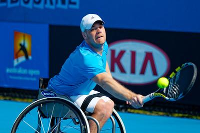 02.02 Maikel Scheffers - Australian Open Wheelchair 2014_02.02