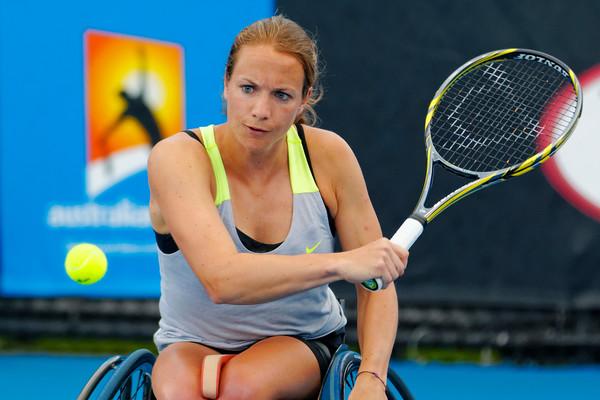 02.09 Jiske Griffioen - Australian Open Wheelchair 2014_02.09
