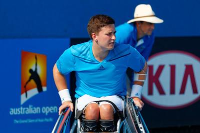 02.03 Gordon Reid - Australian Open Wheelchair 2014_02.03