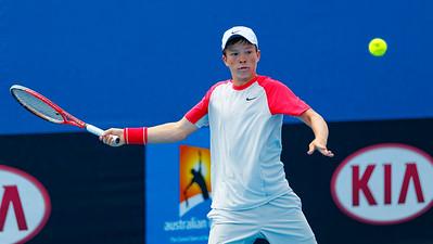 01.11 Stefan Kozlov - Australian Open juniors 2014_01.11