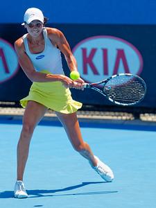 01.13 Elizaveta Kulichkova - Australian Open juniors 2014_01.13