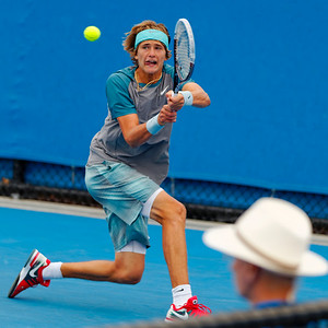 01.06 Alexander Zverev - Australian Open juniors 2014_01.06