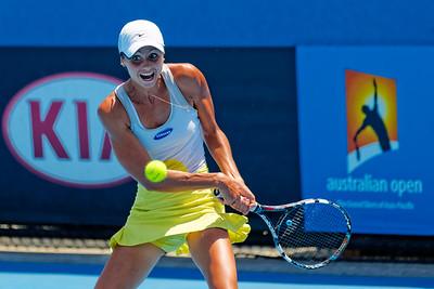 01.12 Elizaveta Kulichkova - Australian Open juniors 2014_01.12