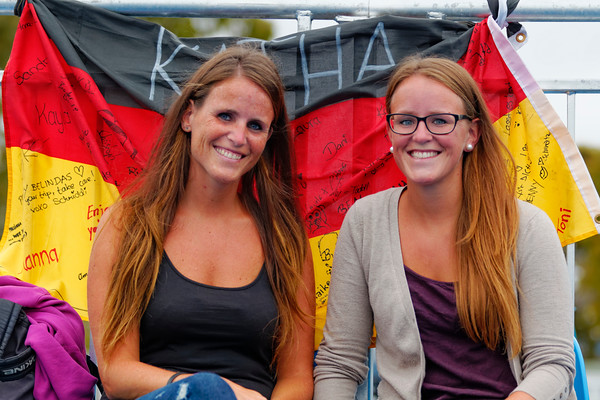 01.04 Fans of Alexander Zverev - Australian Open juniors 2014_01.04