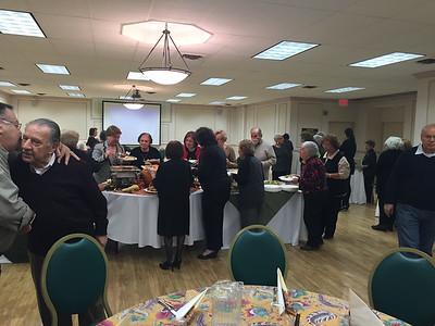Avak Society Thanksgiving Luncheon 2014